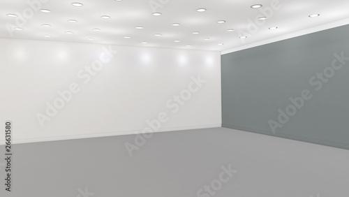 3d stanza vuota da arredare immagini e fotografie