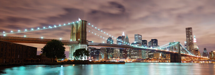 Fotomurales - New York City panorama