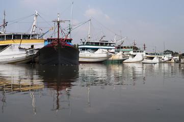 Boats harbor