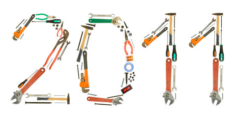 Tools numbers