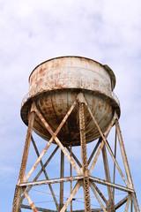 Wasserturm von Alcatraz