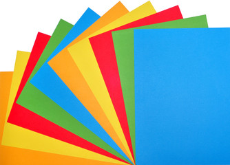 Colour paper