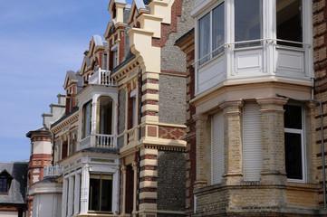 maison à Houlgate en Normandie