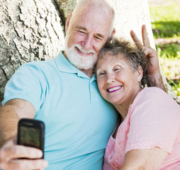 Seniors - Fun Self-Portrait