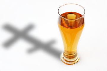 Death beer drink