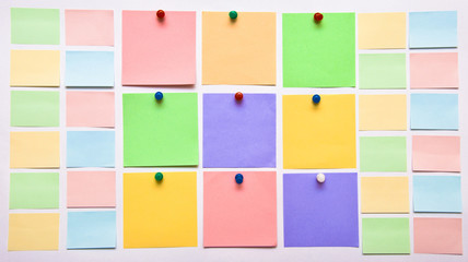colorful paper