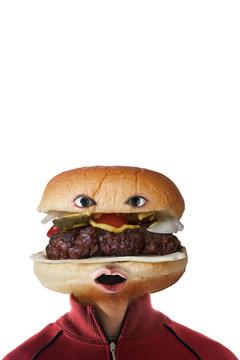 Hamburger Man