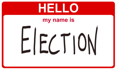 hello my name is election