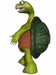 Toon Turtle