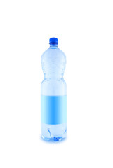Bottle of water.