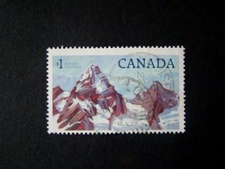 Timbre Canada