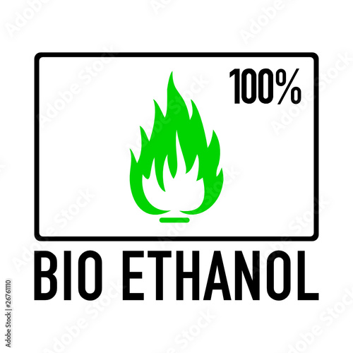 Symbol Bio Ethanol Ii Stock Image And Royalty Free Vector Files On