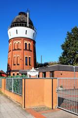 Historischer Wasserturm in Nienburg an der Weser