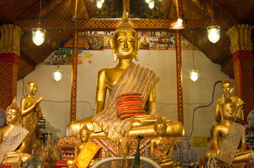 Buddha at Tasung temple