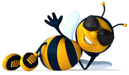 Abeille cool