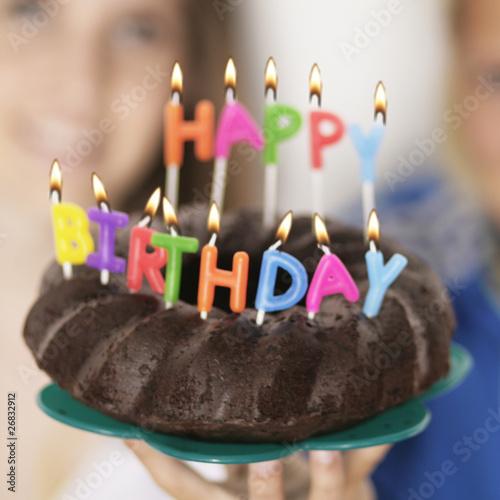 Happy Birthday Kuchen Stockfotos Und Lizenzfreie Bilder Auf Fotolia