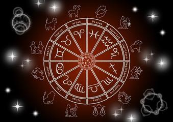 Sternzeichen - Mystisch
