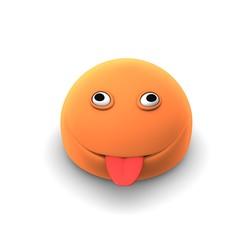 sonrisa lengua