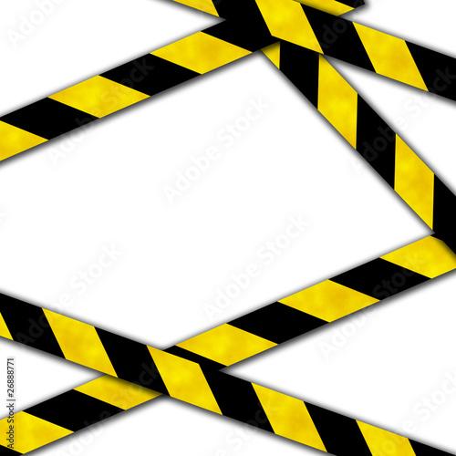 gelb schwarzes absperrband stockfotos und lizenzfreie bilder auf bild 26888771. Black Bedroom Furniture Sets. Home Design Ideas