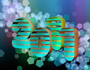 super colorido y divertido 2011
