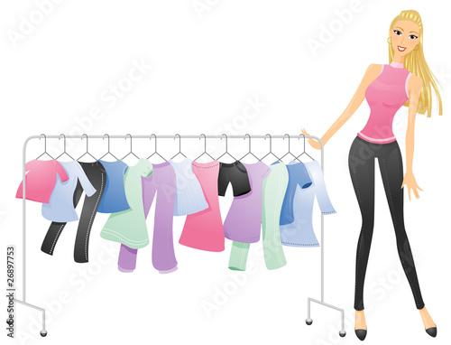 Kleiderständer clipart  Kleiderständer Clipart | tentfox.com