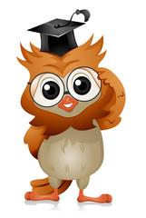 Owl Eyeglasses