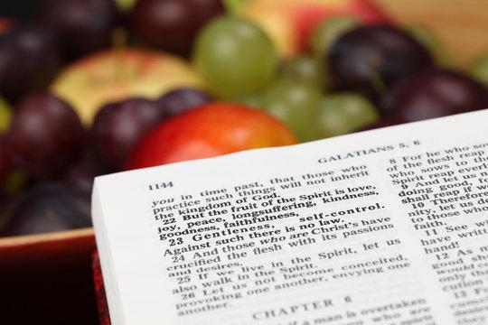 Fruit of the Spirit - Galatians 5:22