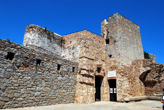 bastione a porto vecchio