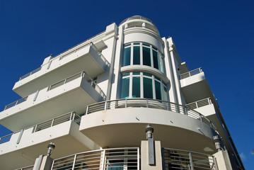 Ocean Drive Condo Building