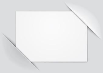 Composite empty page