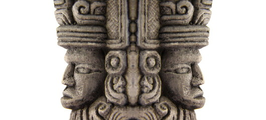 Statuette Maya