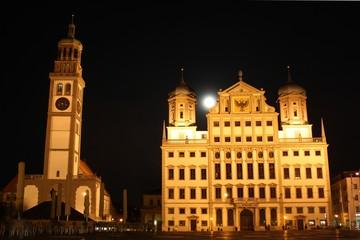Augsburg Rathaus - City Hall