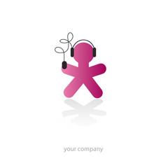 logo musique, baladeur ipod