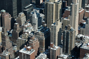 Building ville skyline