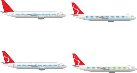 vektörel uçak çalışması