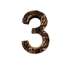 Jaguar Numbers 1 2 3
