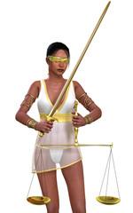 Justitia Gold