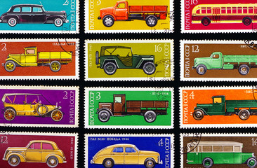 CCCP Stamps