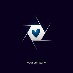 logo entreprise, photographe