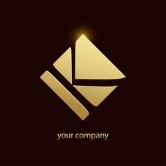 logo entreprise, lettre k