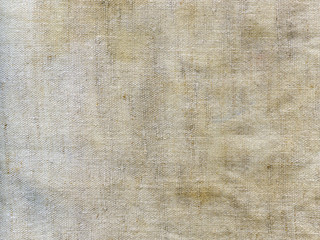 Stained canvas background