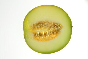Melonenscheibe