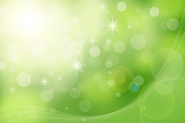 Wallpaper light green