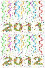 2011 et 2012 en fête
