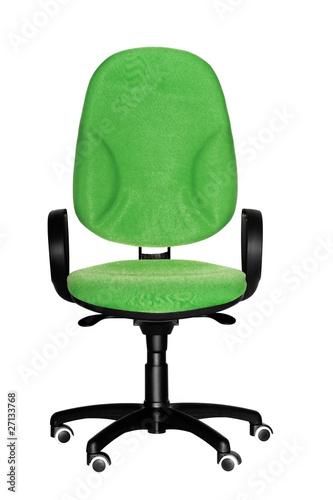 Sedia ufficio verde immagini e fotografie royalty free for Ufficio verde