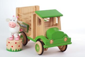 Camion de bois #2