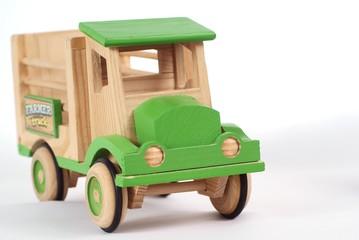 Camion de bois #4