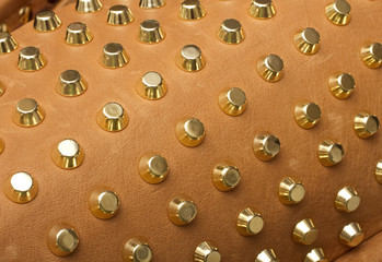Studded Leather