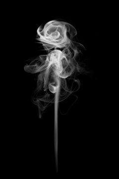 Smoke background for art design or pattern