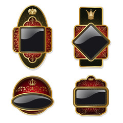 Set from gold labels